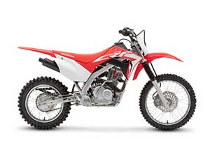 Beginner Dirt Bikes 125 140cc