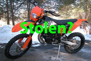 Dirt Bike Info